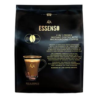 Super 2 in 1 Instant Microground Coffee - Essenso + Creamer