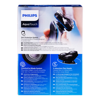 Phillips AquaTouch Wet & Dry Shaver