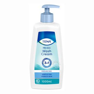 TENA 3 in 1 Wash Cream - No Rinse