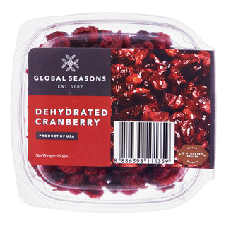 Global Seasons USA Dehydrated Cranberry