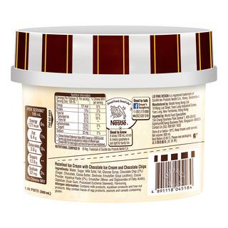 Dreyer's Ice Cream - Hazelnut Chocolate
