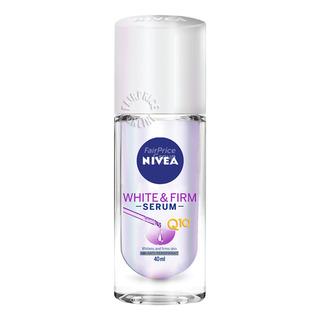 Nivea Anti-Prespirant Roll-On Deodorant - White & Firm Q10 Serum