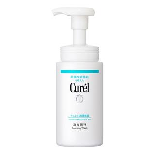Curel Foaming Wash