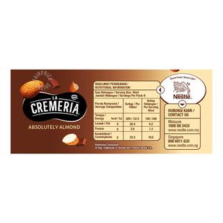 Nestle La Cremeria Mini Ice Cream Sticks - Almond Vanilla