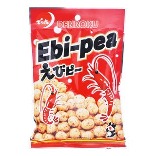 Denroku Ebi-Pea Snack