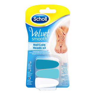 Scholl Velvet Smooth Electronic - Nail Care System