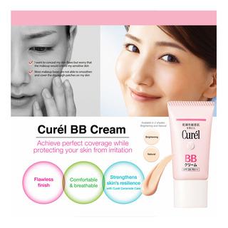 Curel BB Cream - Brightening
