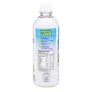 Ice Cool Coconut Bottle Water - Pure