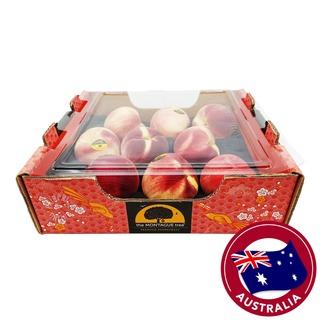 Berry Licious Honey Queen White Peach Gift Box