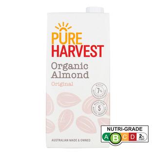 Pureharvest Organic Milk - Almond