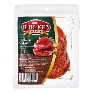 Butcher's Pride Salami - Danish