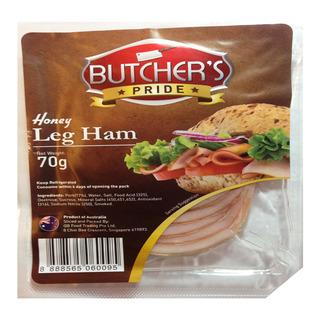 Butcher's Pride Leg Ham - Honey