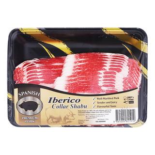 Chef's Pork Premium Frozen Iberico Shabu Shabu