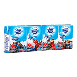 Dutch Lady Marvel UHT Kid Milk - Full Cream