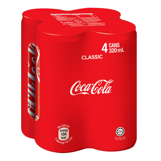 Coca-Cola Can Drink - Classic