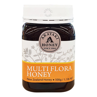 94793c16bdf7a Arataki Honey - Multi Flora 500g| FairPrice Singapore