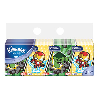 Kleenex Pocket Tissues - Tsum Tsum (3ply)