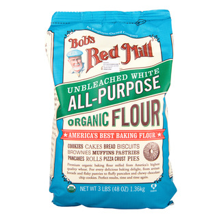 Bob's Red Mill Organic Flours - All-Purpose