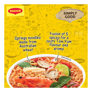Maggi 2-Minute Instant Noodles - Tom Yum
