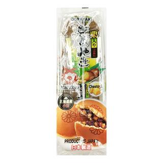 Marukyo Doriyaki - Red Bean & Chestnut