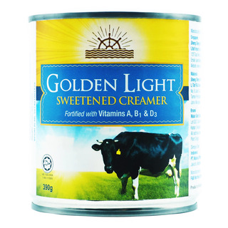 Golden Light Creamer - Sweetened