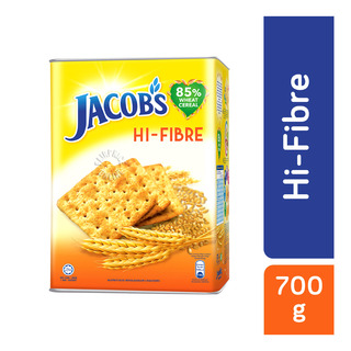 Jacob's Wheat Crackers - Hi-Fibre