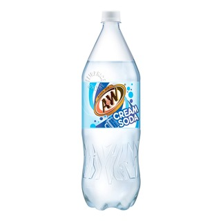 A&W Bottle Drink - Cream Soda