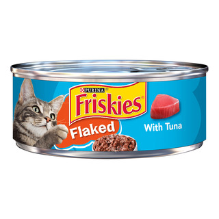 Friskies Can Cat Food - Flaked with Tuna