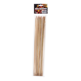 Mr Bel BBQ Skewer Bamboo Sticks