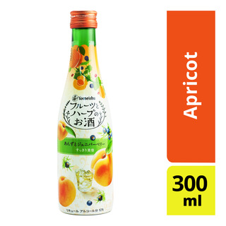 Yomeishu Fruits & Herbs Tonic Bottle Drink - Apricot