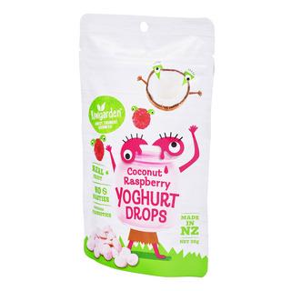 Kiwigarden Yoghurt Drops - Coconut Raspberry