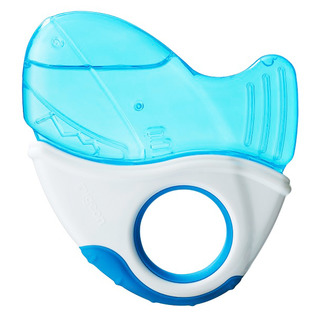 Pigeon Cooling Teether - Blue Sharkie