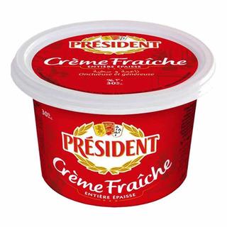 President Fresh Cream - 30% Fat