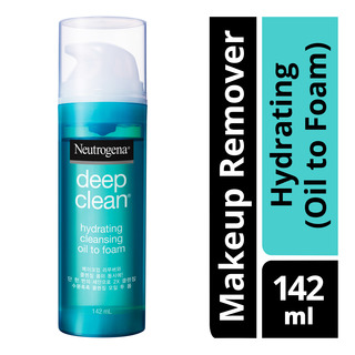Neutrogena Deep Clean Makeup Remover - Hydrating (Oil to Foam)