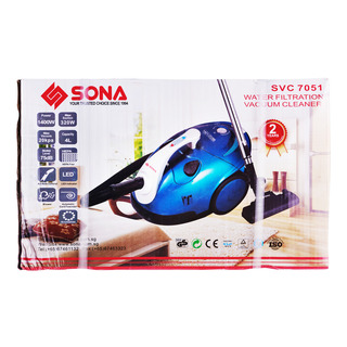 Sona Water Filtration Vacuum Cleaner