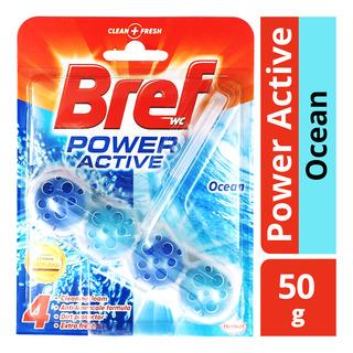 Bref Power Active Toilet Cleaner & Freshener - Ocean