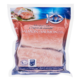 High Liner Frozen Boned Pink Salmon
