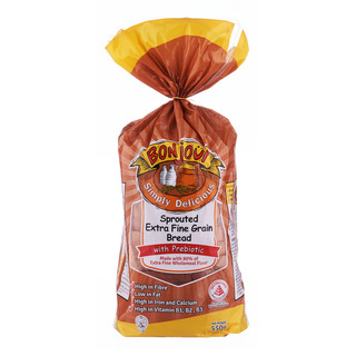 Bonjour Bread - Sprouted Extra Fine Grain