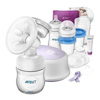 Philips Avent New Born Essential Set