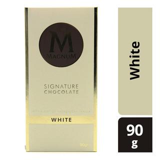 7d24c0df8 Magnum Signature Chocolate Block - White 90g