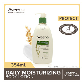 Aveeno Moisturising Lotion - Daily