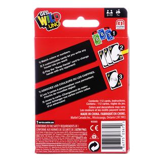 Mattel Card Game - Uno