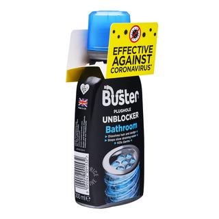 Buster Plughole Unblocker - Bathroom
