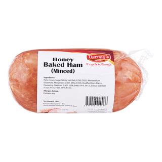 Tierney's Ham - Honey Baked (Minced)
