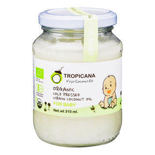 Tropicana Organic Virgin Coconut Oil - Baby