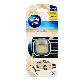 Ambi Pur Car Mini Clip Air Freshener - Vanilla Bliss