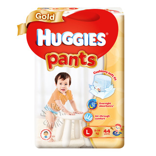 Huggies Gold Pants - L (9 - 14kg)
