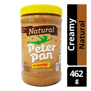 Peter Pan Creamy Peanut Butter - Natural