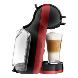 Nescafe Dolce Gusto Mini Me Coffee Machine - Cherry Black