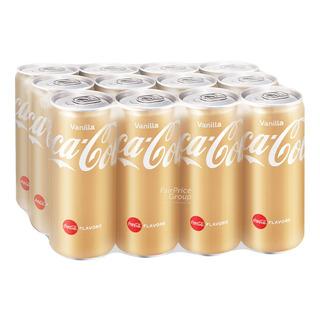 Coca-Cola Can Drink - Vanilla